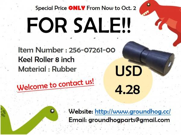 For Sale-Keel Roller 8 inch