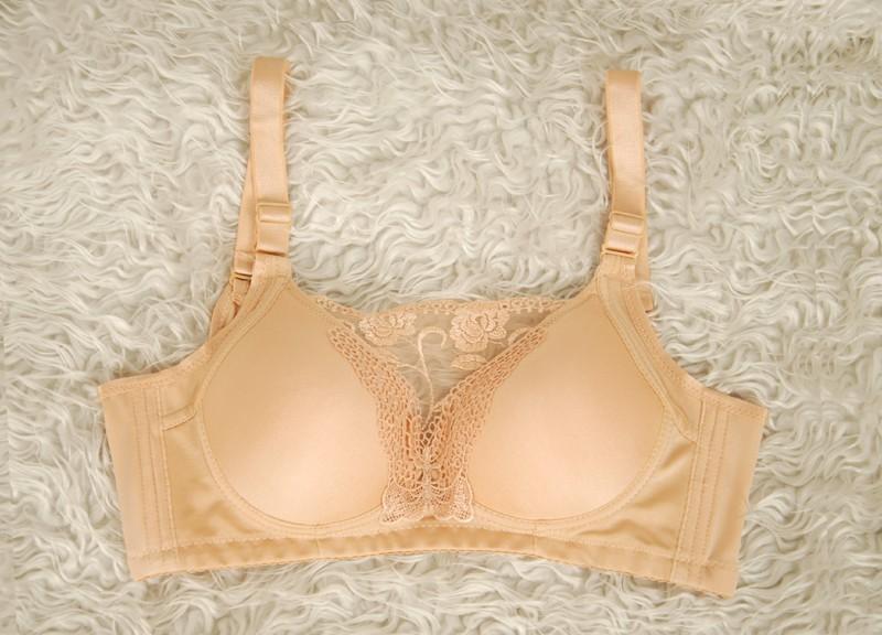 新款單邊義乳胸罩透氣軟膠款