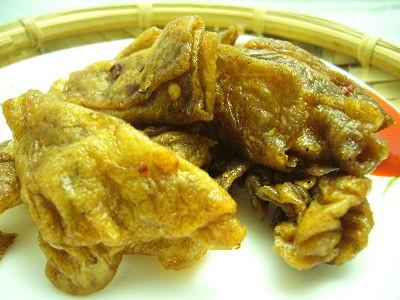 鹹酥雞豆干 (素食可)
