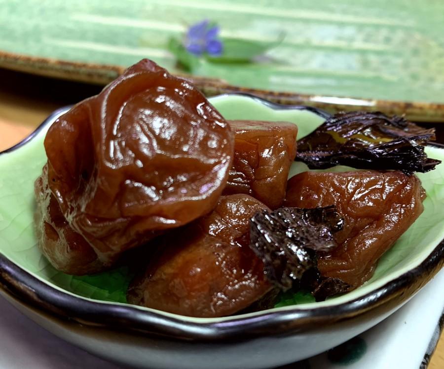 日式紫蘇梅
