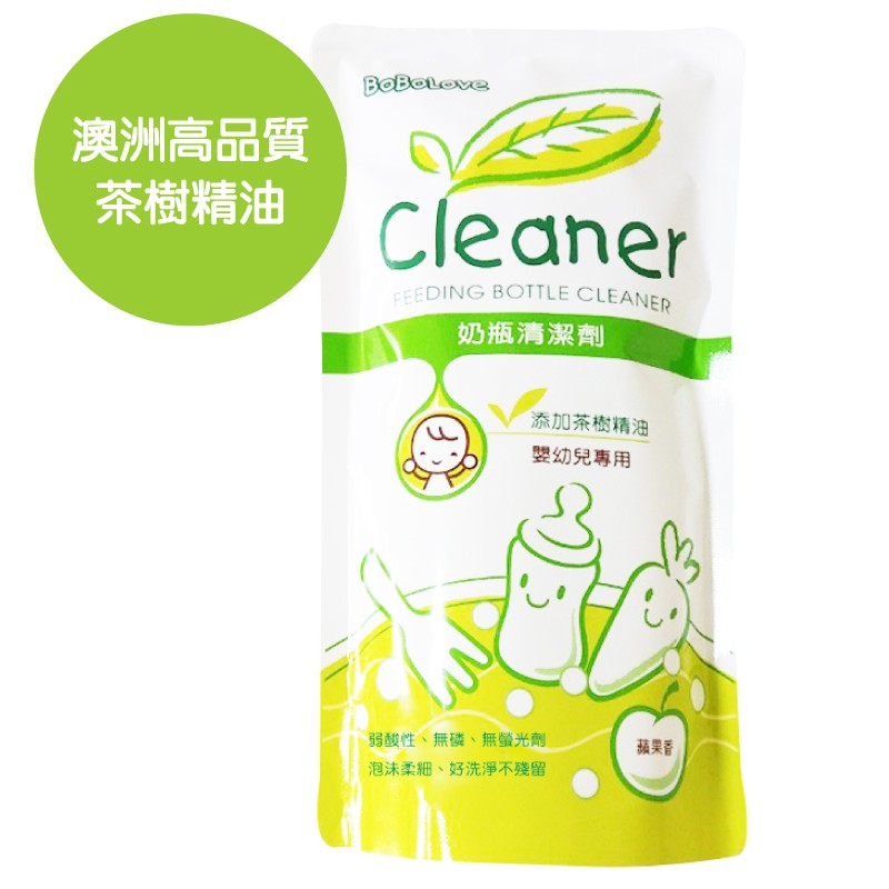 寶寶樂【嬰幼兒專用奶瓶清潔液】-補充包