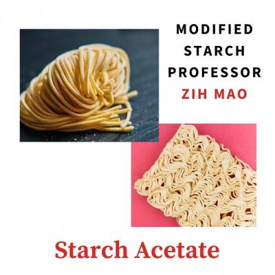 Starch Acetate
