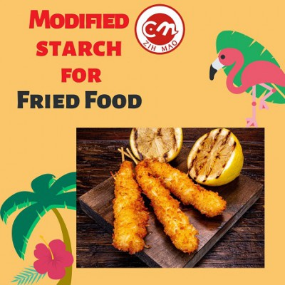 Modified starch for fried food-1