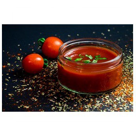 蕃茄醬用修飾澱粉