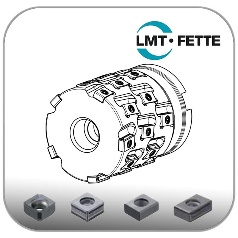 FETTE-鐵軌專用刀具