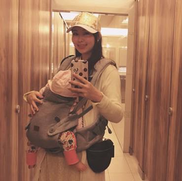 【空姐開箱】公寓樓梯族媽媽的好幫手,隊友也能輕易上手的好背巾