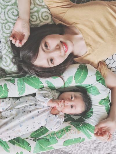 【超正攝影師開箱】在家、外出、工作,都能安心育兒的達克塔睡床