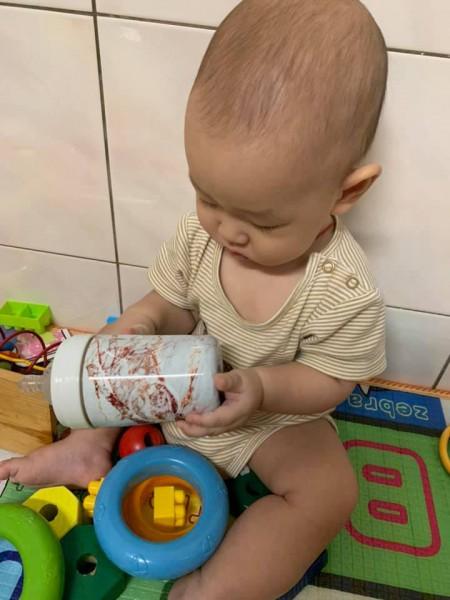 【媽咪開箱】巔覆奶瓶新看法~超推的炫客不銹鋼奶瓶