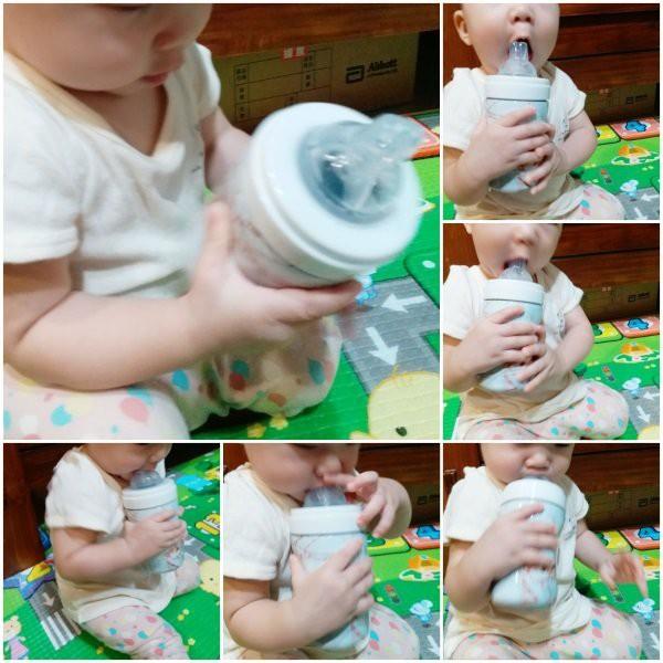 【媽咪開箱】奶瓶圈的輕量時尚:瑞典炫客Twistshake不銹鋼奶瓶