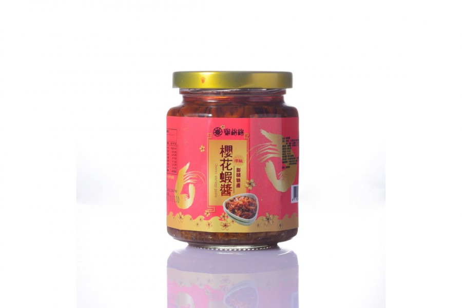 櫻花蝦醬(240g) 優惠價180