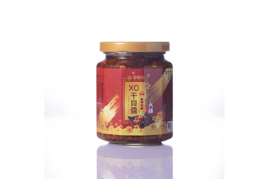 大辣-海鮮干貝醬(280g)