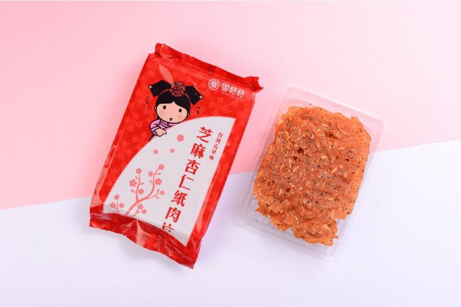 芝麻杏仁紙肉片