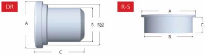 49-R型橡膠堵頭-剖面圖-2